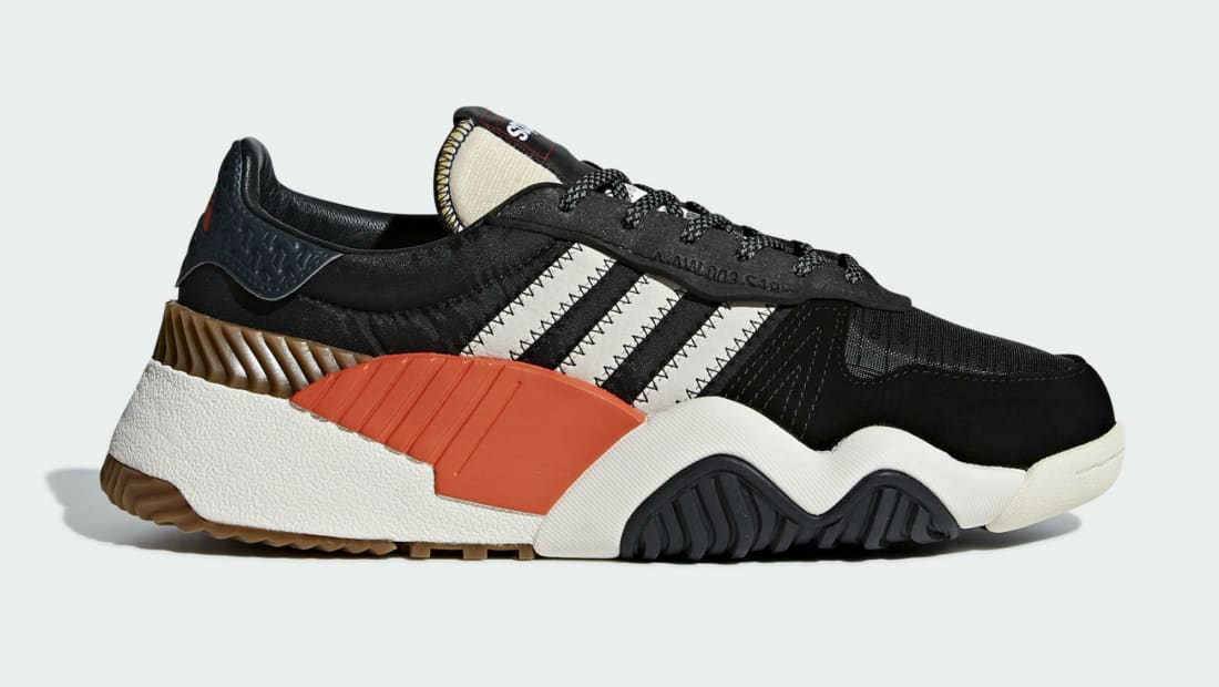 adidas Adidas x Alexander Wang Turnout Trainer Core / Chalk White/ Bold Orange