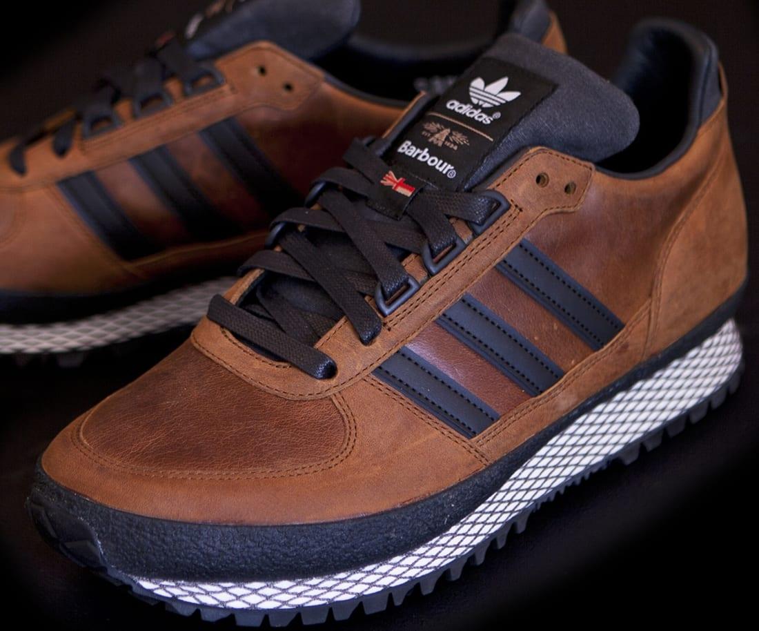 adidas Originals TS Runner Tan/Navy