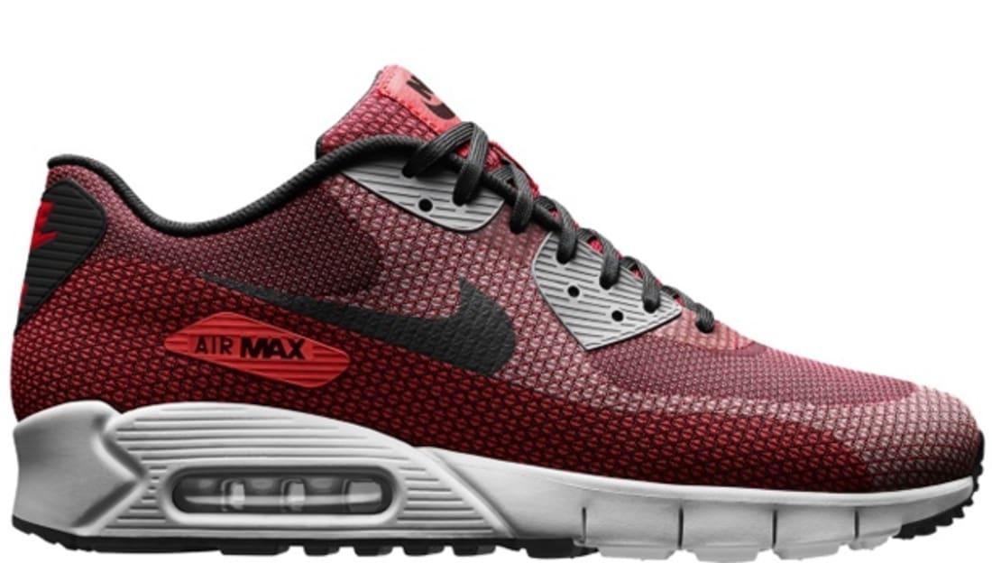 fd310ddf12c3 Nike Air Max  90 JCRD Laser Crimson Dark Grey-Gym Red-Summit White ...