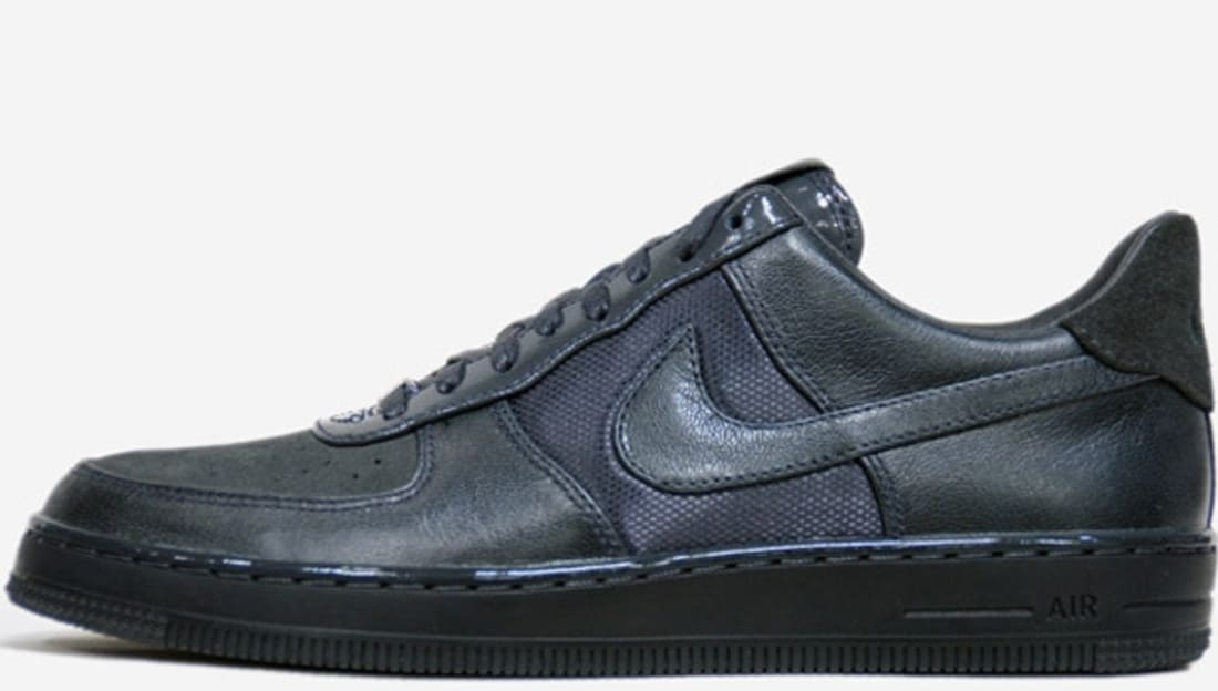 Nike Air Force 1 Low Downtown Leather QS Anthracite