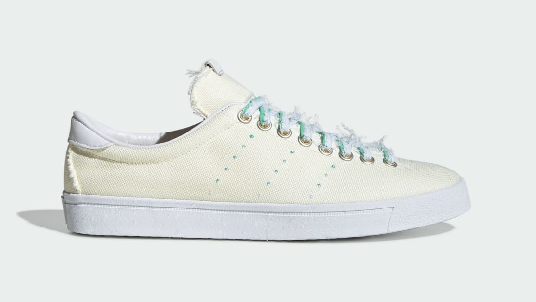 Donald Glover x Adidas Lacombe Off White/Hi-Res Green-Cloud White