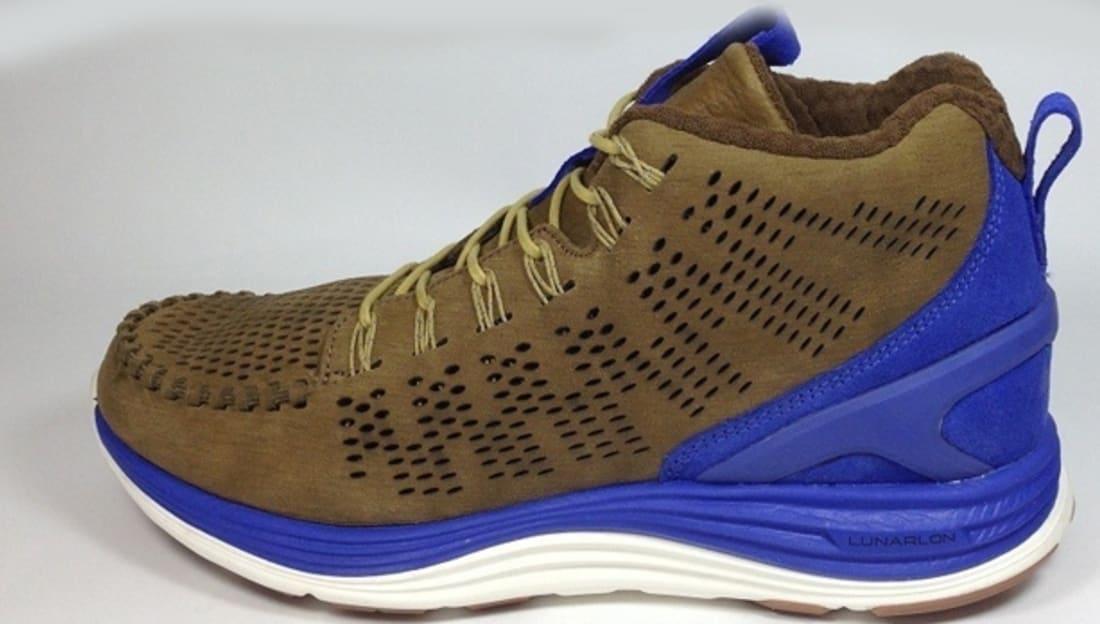 Nike Lunar Chenchukka QS Dark Khaki/Violet Force