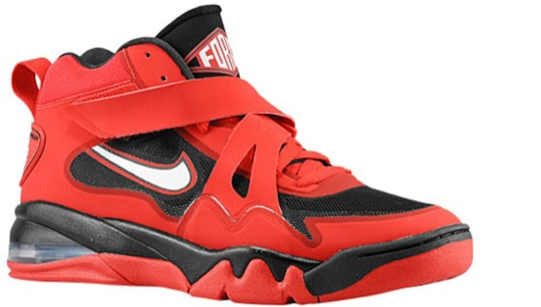 Nike Air Force Max CB 2 Hyperfuse University Red/White-Black