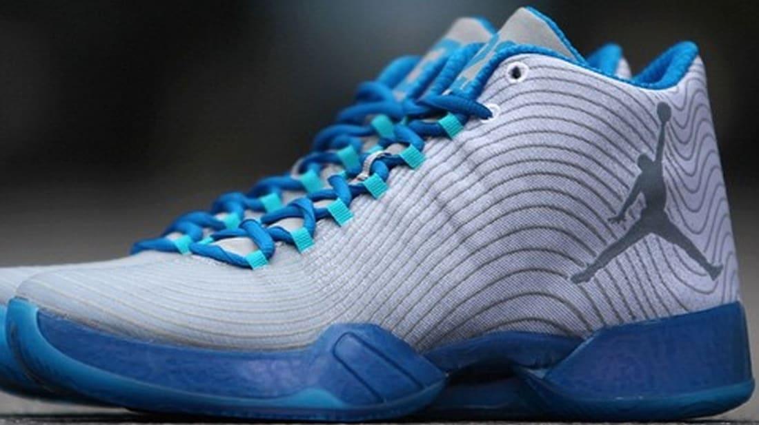 276046547687 Air Jordan XX9 POP White Photo Blue-Turquoise Blue-Cool Blue ...