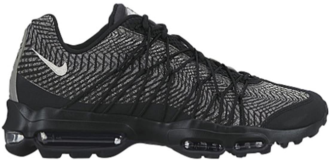 d0e615a4c65 Nike · Nike Air Max · Nike Sportswear · Nike Air Max 95. Nike Air Max  95  Ultra JCRD Black Metallic Silver-Dark Grey-White