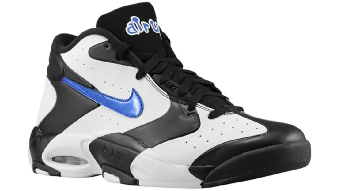 Nike Air Up '14 Black/Game Royal-White