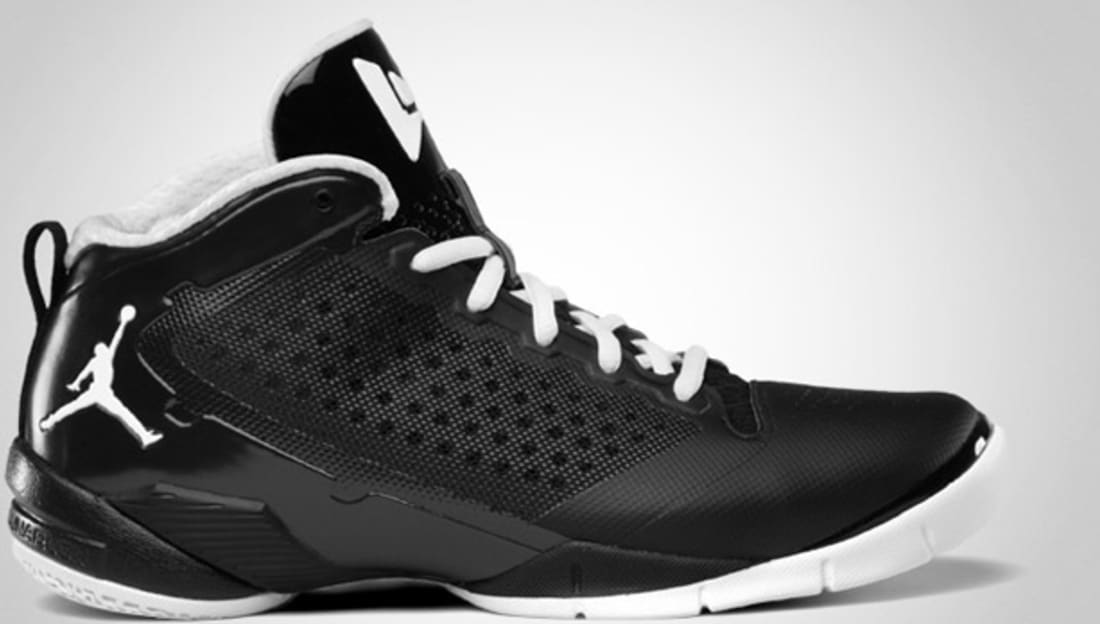 Jordan Fly Wade II Black/White