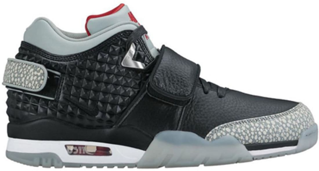 Nike Air Trainer V Cruz Black/Silver Wing-White-Black