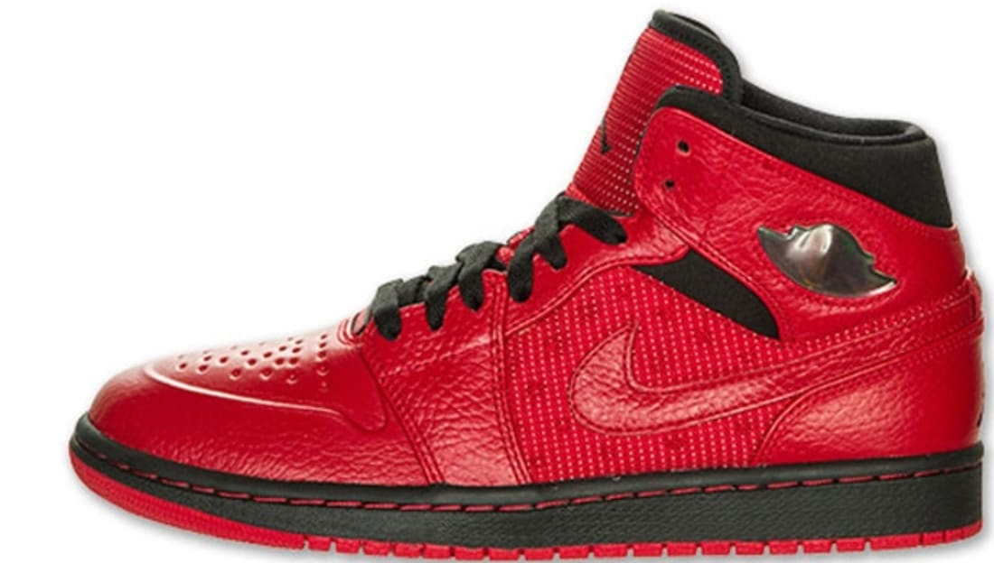 Air Jordan 1 Retro '97 TXT Gym Red/Black-Gym Red