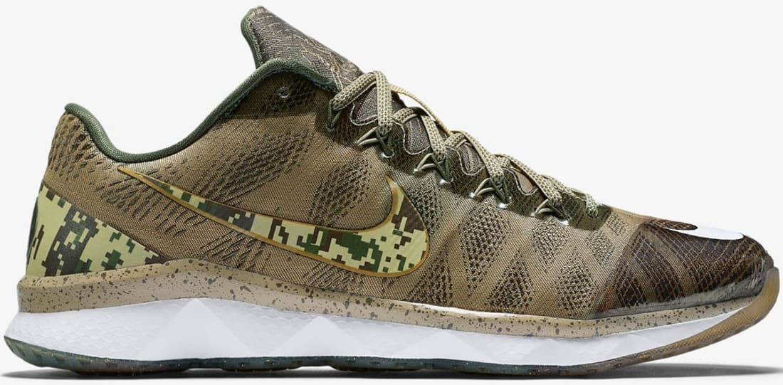Nike Zoom CJ Trainer 3 Camo