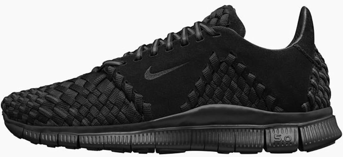 Nike Free Inneva Woven II BlackBlack | Nike | Sole Collector