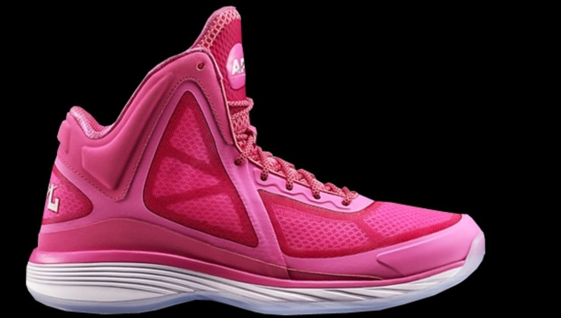 APL Concept 3 Breast Cancer Awareness Pink/White