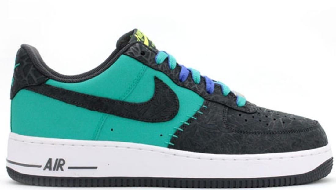 Nike Air Force 1 Low Atomic Teal/Anthracite
