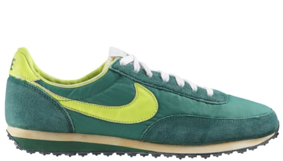 Nike Elite Vintage NRG Pine Green/Volt-Electric Green