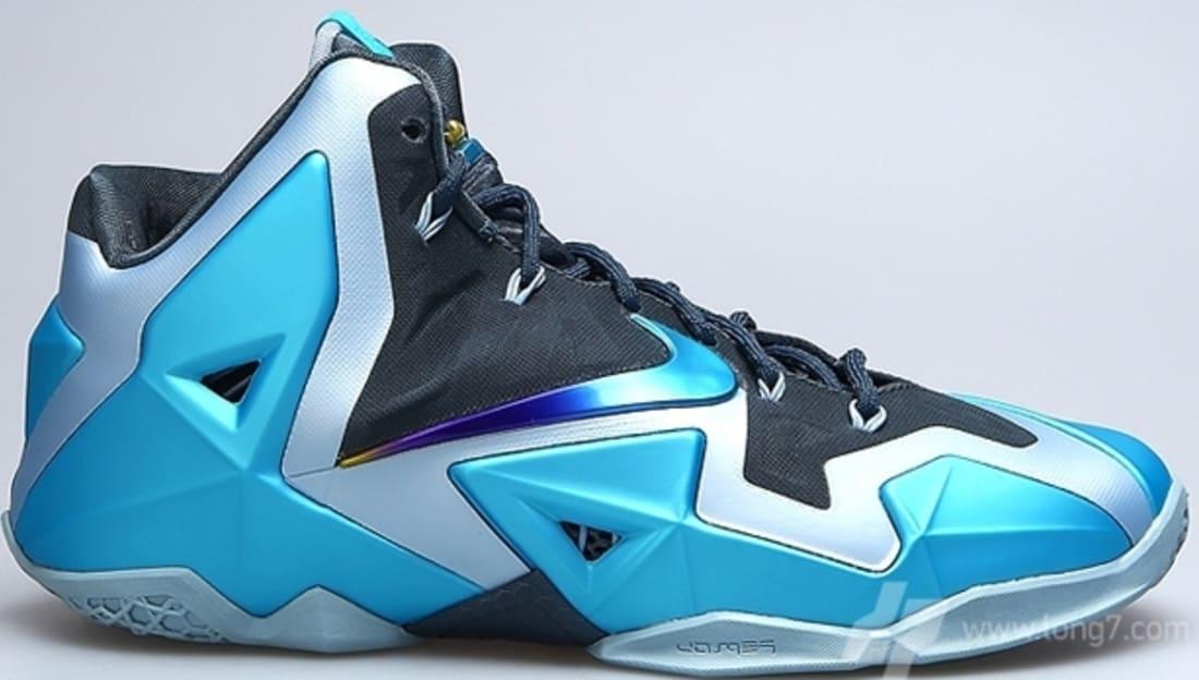 sports shoes a5fec ca424 Nike · Nike LeBron · Nike LeBron 11 (XI). Nike LeBron 11 Armory Slate Gamma  Blue