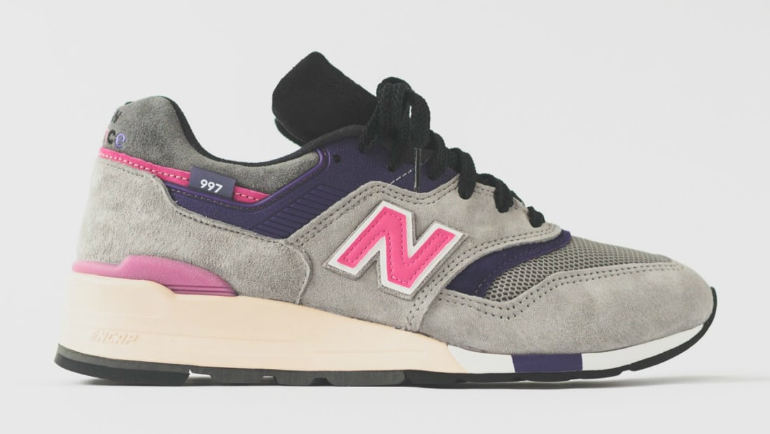 best website 4a2fa 7e87a Kith x United Arrows x Nonnative New Balance 997 | New ...