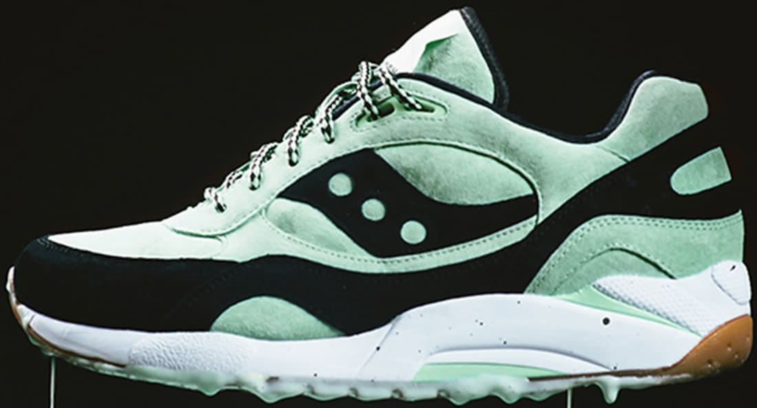Saucony G9 Shadow 6 Mint Green/Black