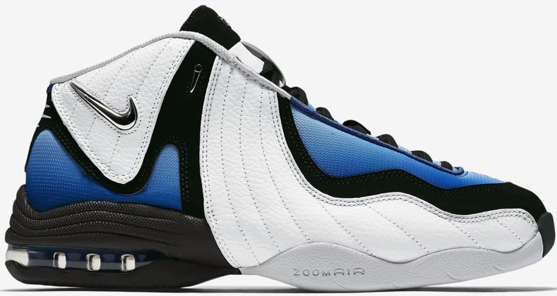 Nike Air 3 White/Chrome-Regal Blue-Black
