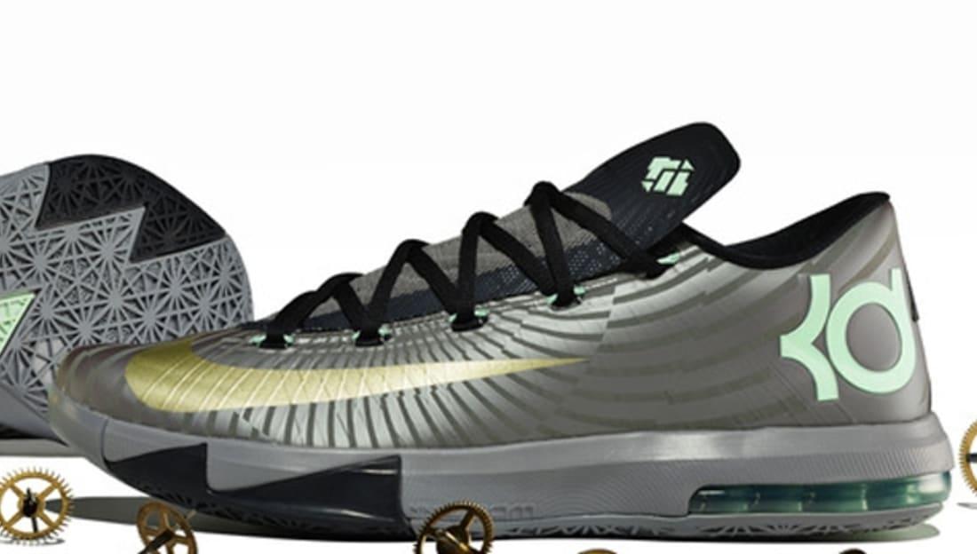 100% authentic 3b2d8 e86c0 Nike KD 6 Precision Timing