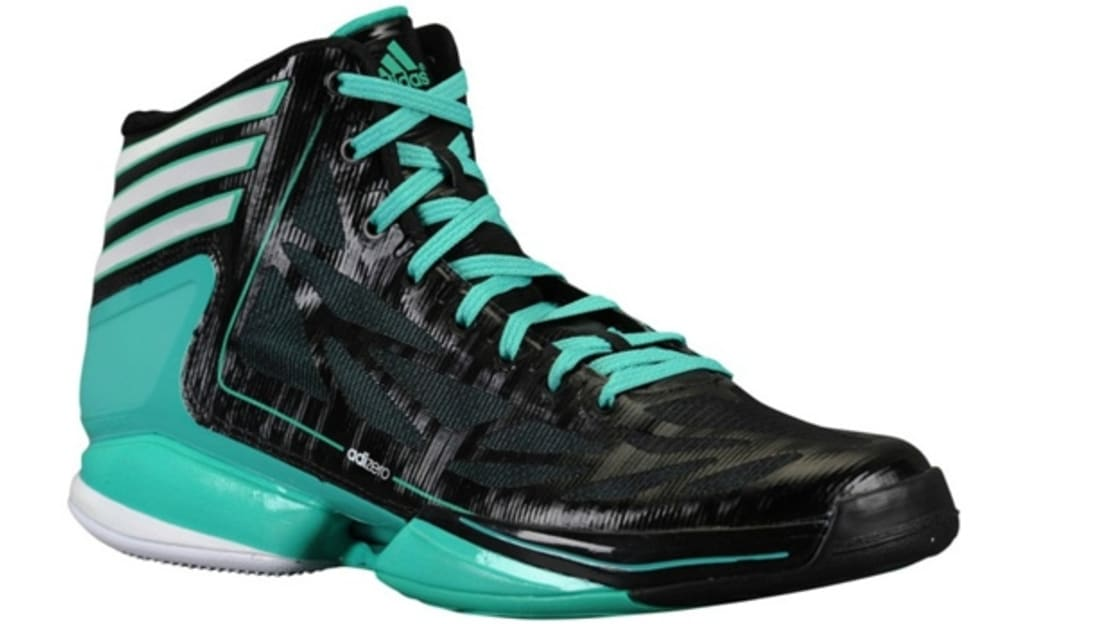 adidas adiZero Crazy Light 2 Black/Green