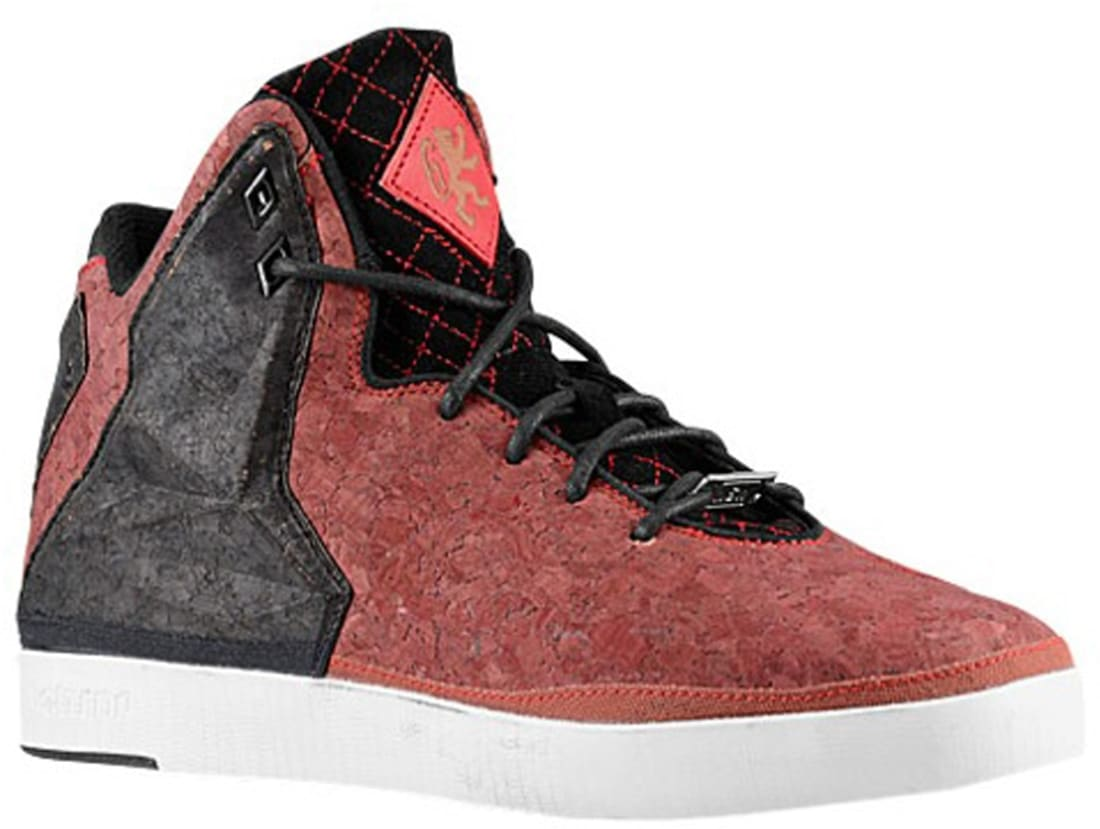 new arrival 5279f 6578b Nike LeBron XI NSW Lifestyle University Red University Red-Black