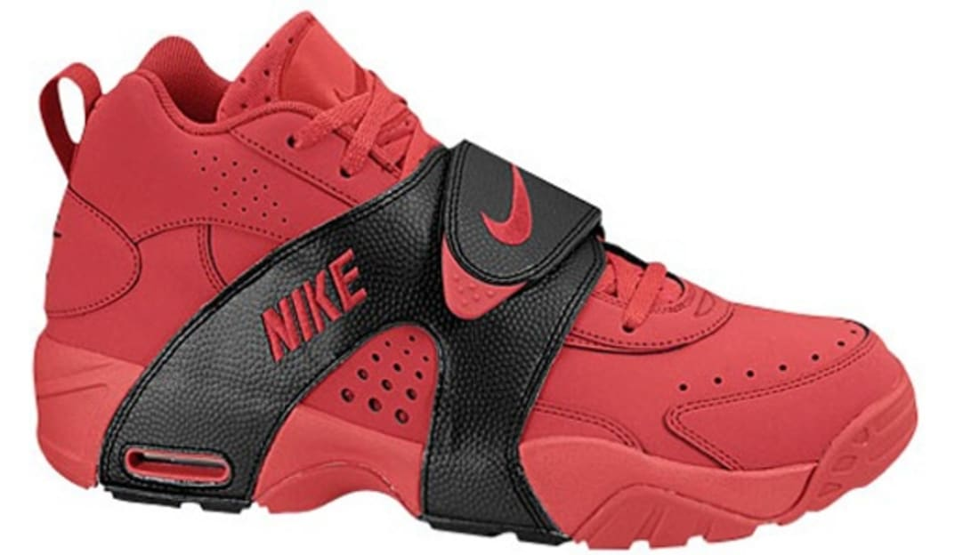 Nike Air Veer University Red University Red-Black  735869a1cc