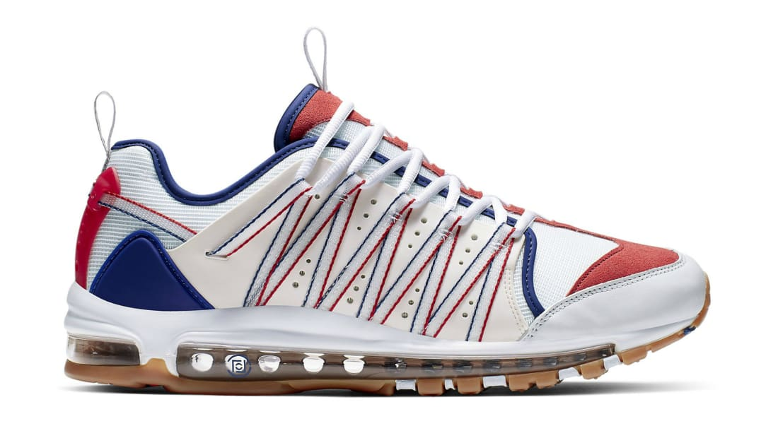 Clot x Nike Air Max 97 Haven White/Sail-Deep Royal Blue