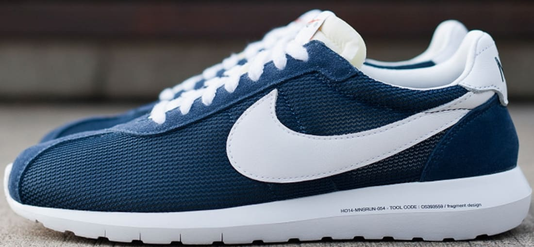 Nike Roshe Run LD 1000 Midnight NavyWhite | Nike | Sole