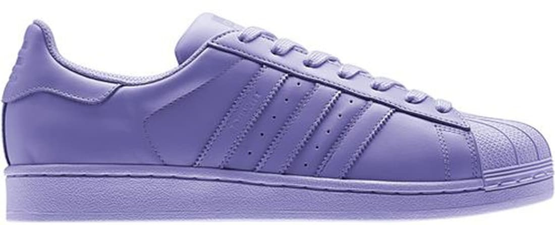 adidas Superstar Light Flash Purple/Light Flash Purple-Light Flash Purple