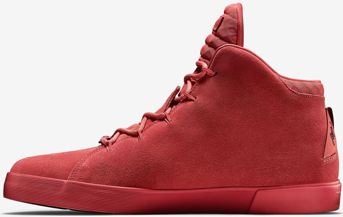 Nike LeBron XII NSW Lifestyle Challenge Red/Challenge Red