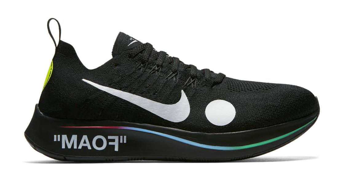 961939bf5e4b Nike · Nike Running · Nike Zoom Fly. Off-White x Nike Zoom Fly Mercurial  Flyknit