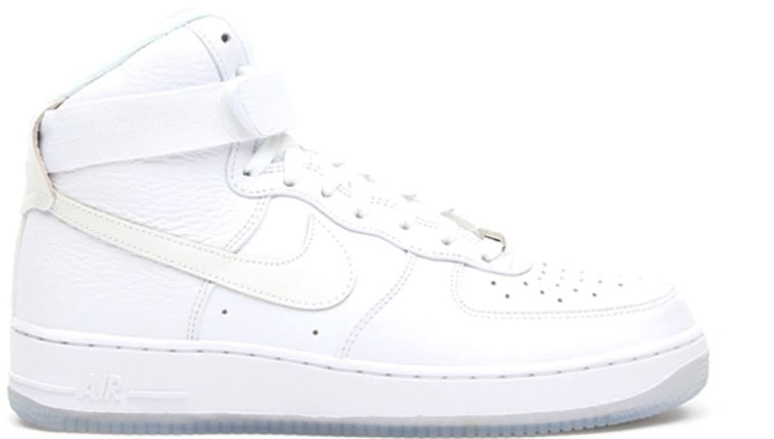 Nike Air Force 1 High CMFT Premium QS White/White-White