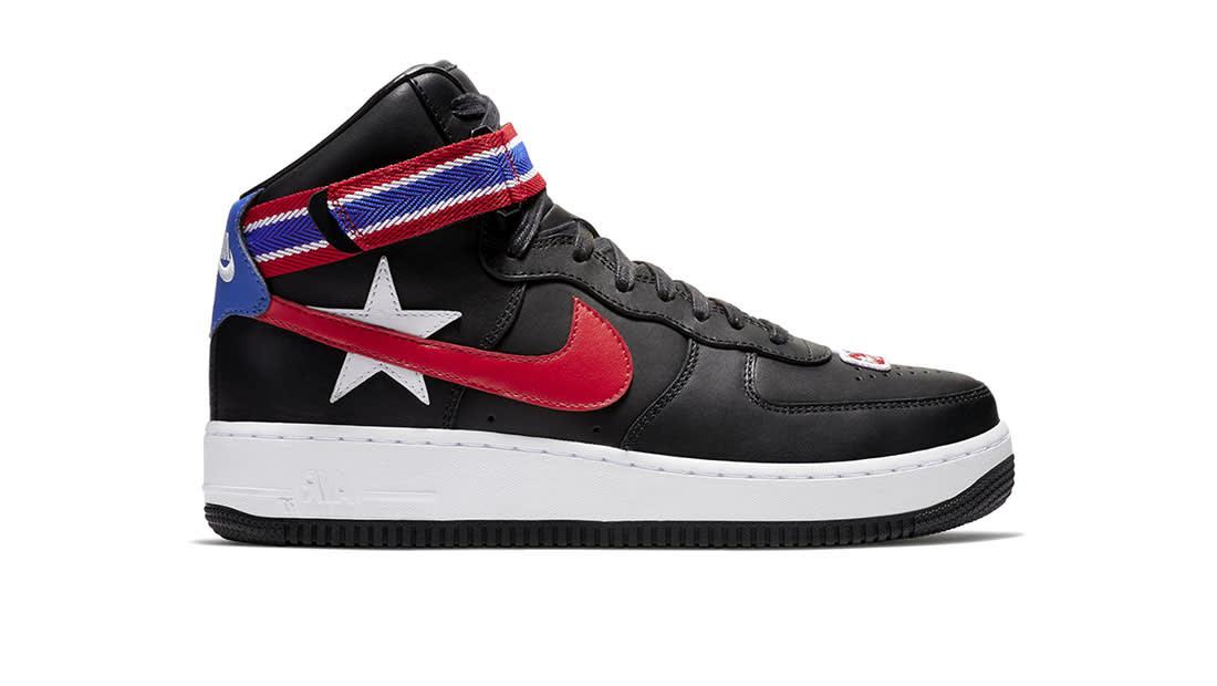 on sale bfc9f 5811c NikeLab x RT Air Force 1 Black