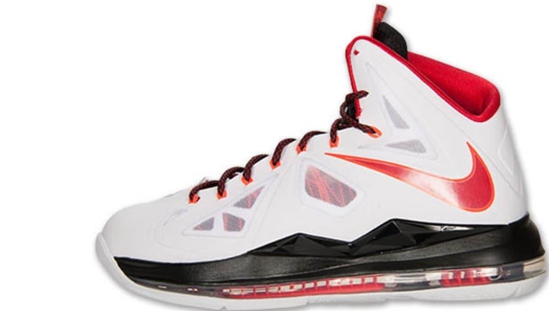Nike LeBron X Heat Home