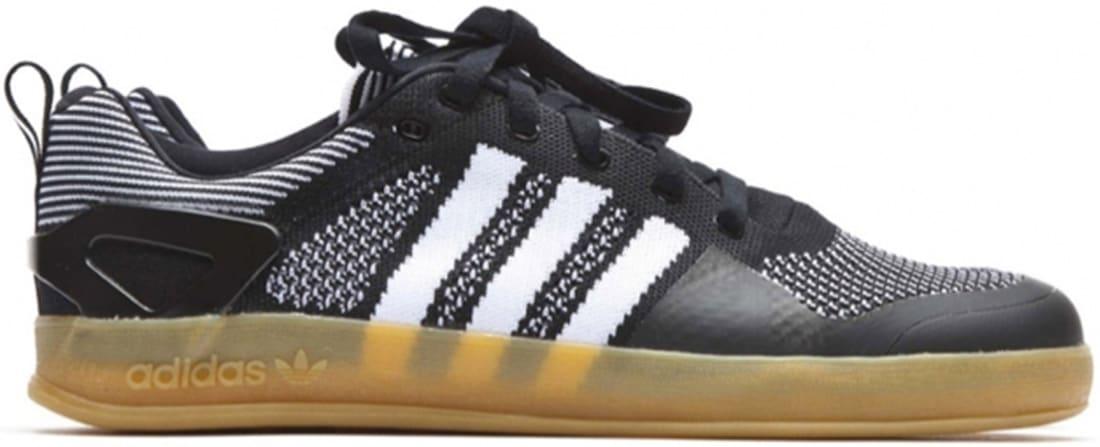 adidas Palace Pro Primeknit Black/White-Gum