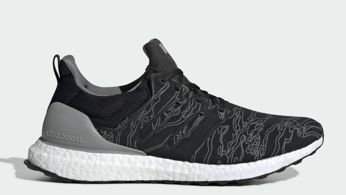 726f721bbaf3d Adidas · adidas Boost · adidas Running · adidas Ultra Boost. Undefeated x  Adidas Ultra Boost Performance Shift Grey Cinder Utility Black