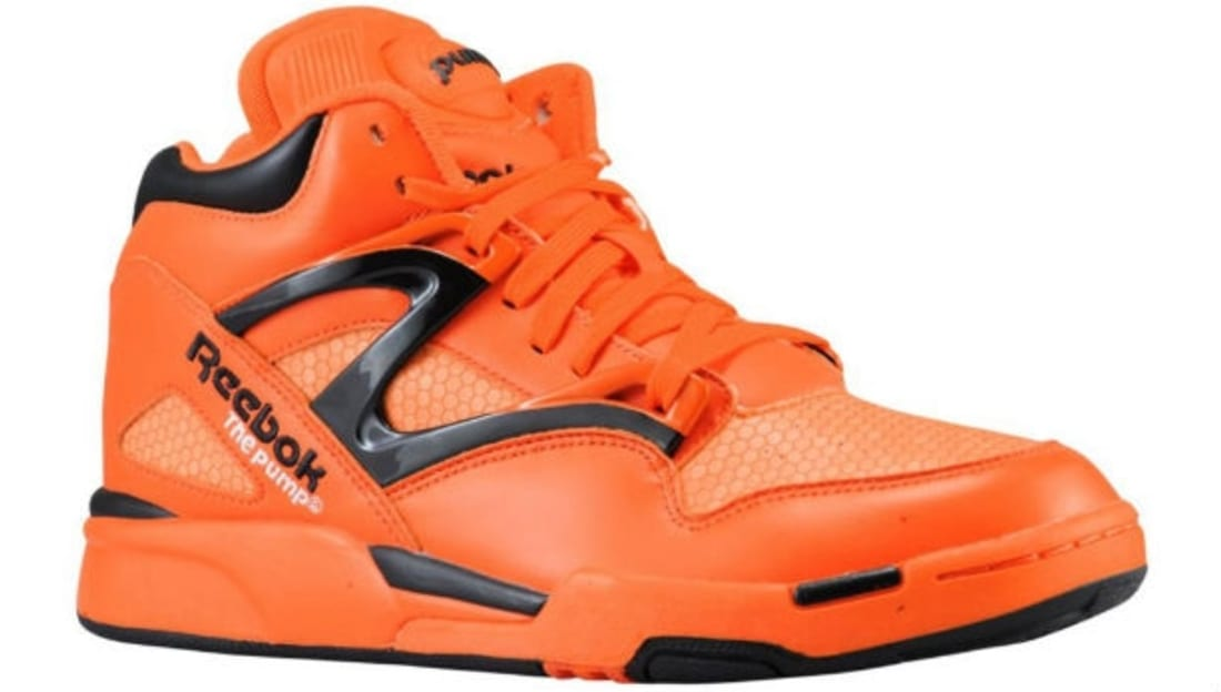Reebok Pump Omni Lite Orange/Black-White