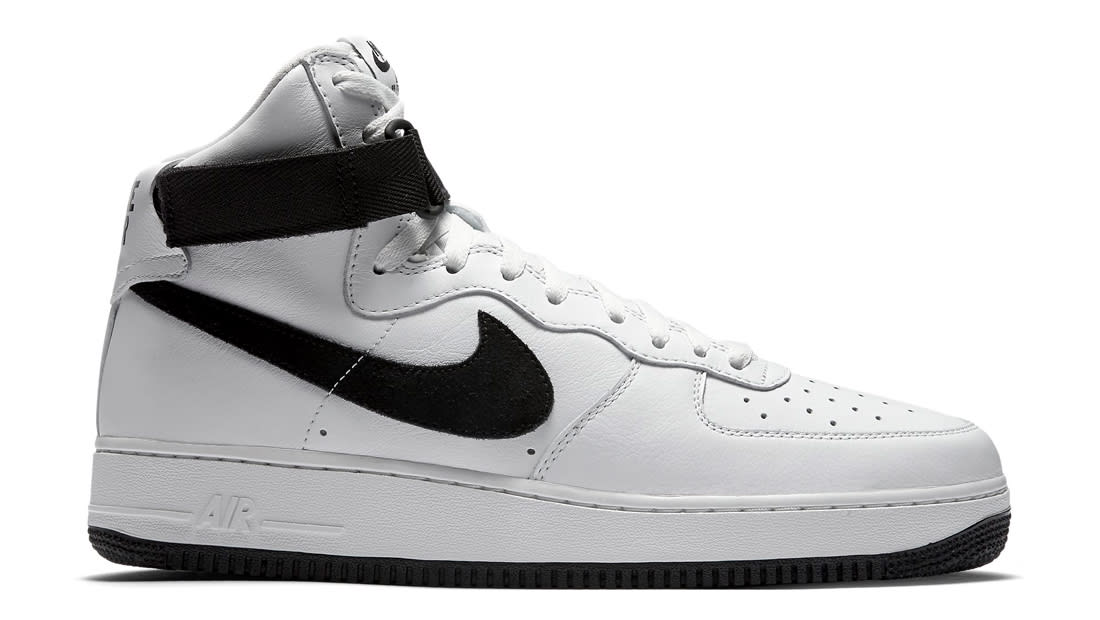Nike Air Force 1 High Summit White Black Nike Sole Collector