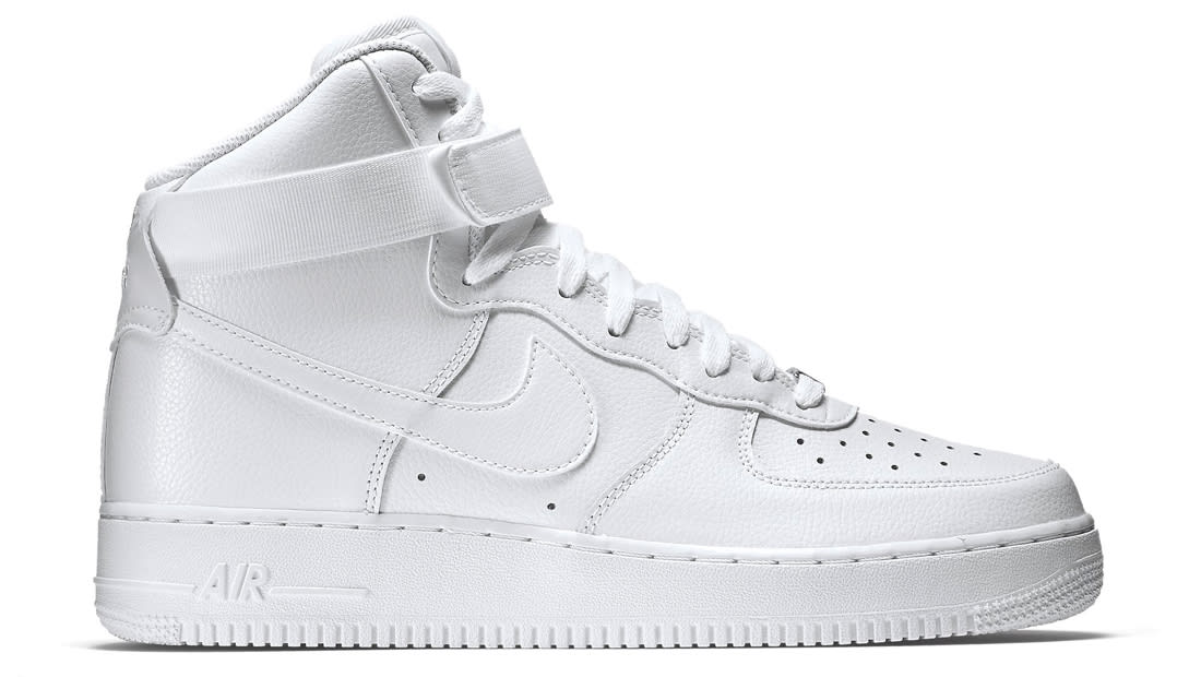 nike air force 1 high nike sole collector. Black Bedroom Furniture Sets. Home Design Ideas