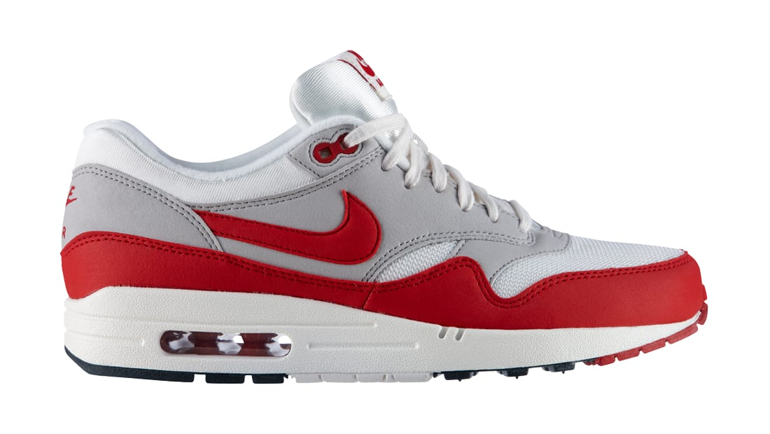 Women's Nike Air Max 1 Ultra Flyknit 'Varsity Red'. Nike SNKRS