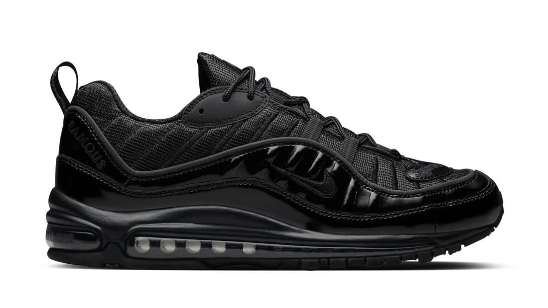 9c6c9ddd2e Nike Air Max 98 x Supreme