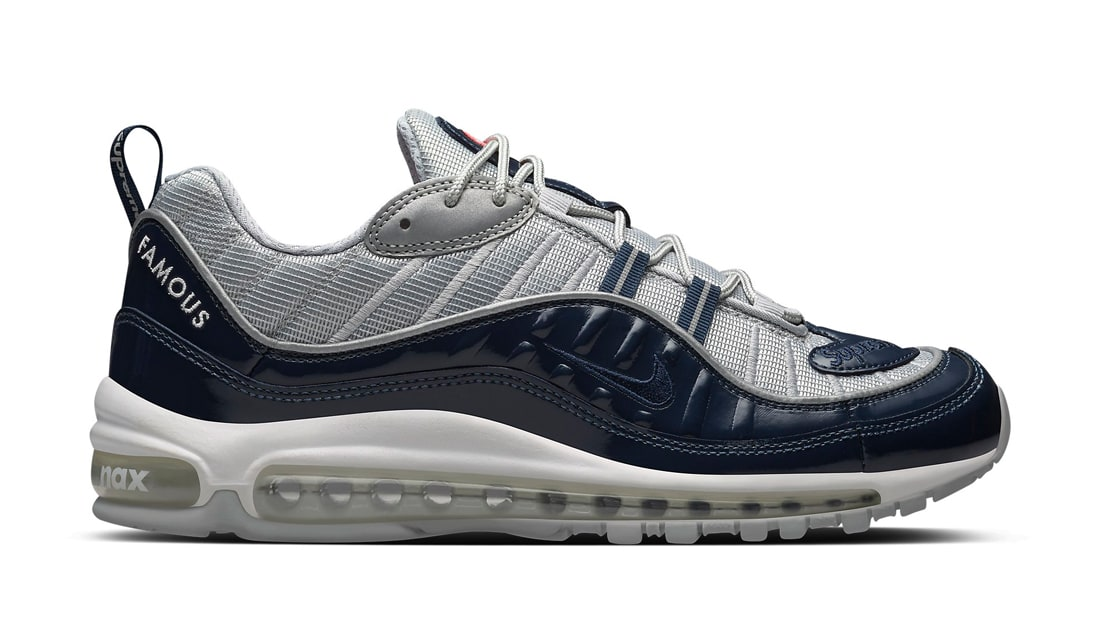 huge selection of 4ddf3 5cb1a Nike Air Max 98 x Supreme