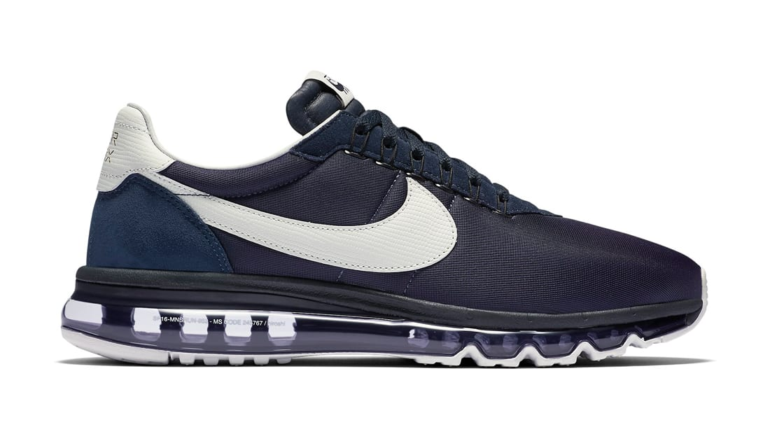 fragment design x Air Max LD Zero Unveiled in New Colorways
