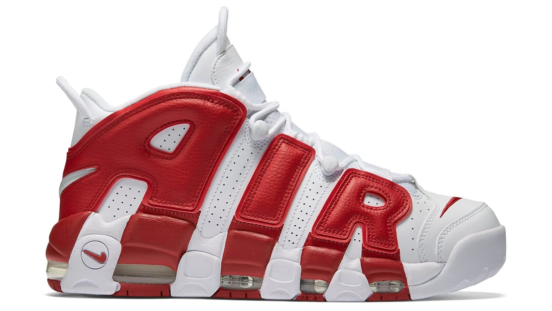 finest selection cf370 675e1 Nike Air More Uptempo