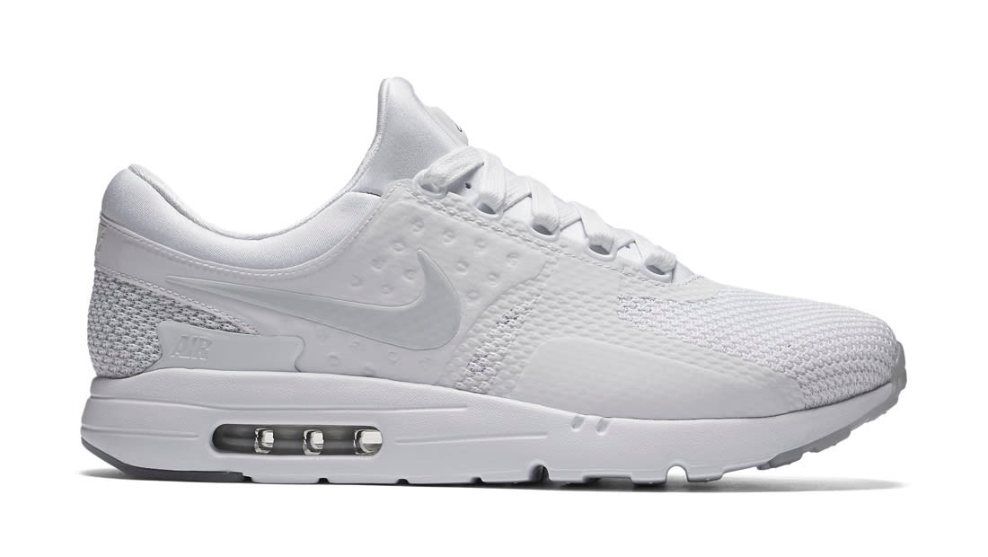 Nike Air Max Zero QS Men's Shoes BlackBlackDark Grey 789695 001 (11.5 D(M) US)