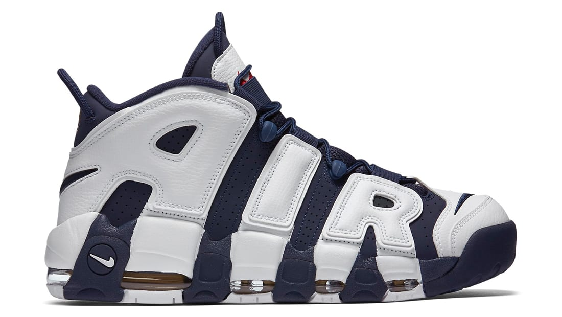 nike air more uptempo olympic release date