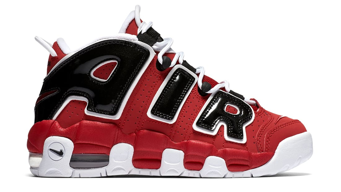 Nike · Nike Pippen · Nike Air More Uptempo. Nike Air More Uptempo GS