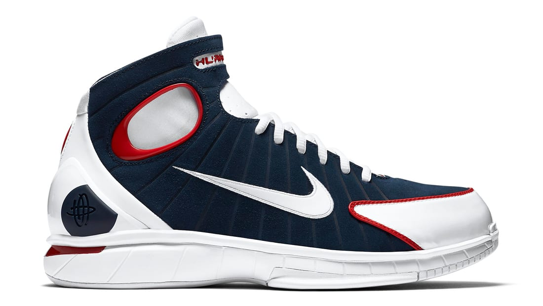 Another Colorway Of The Nike Air Zoom Huarache 2K4 Is