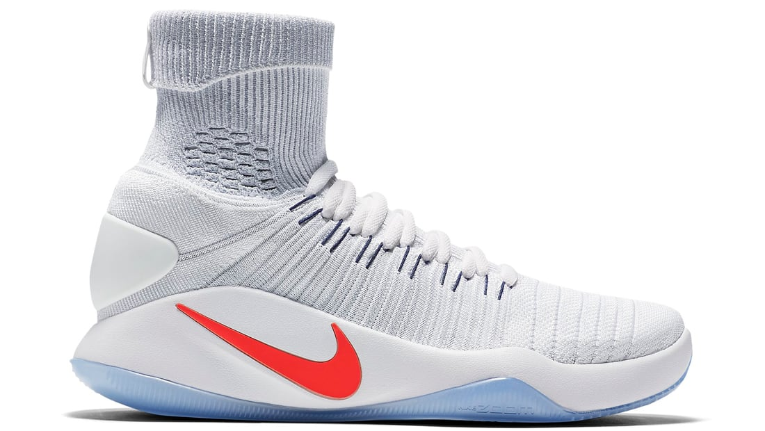 the latest 76a2a 56f64 Nike Hyperdunk 2016 Flyknit