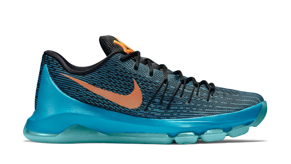 buy popular eb94c 1cd67 Nike KD 8 (VIII). Releases Covered